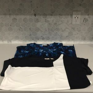 Set of Chico's Blouses